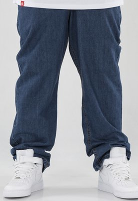 Spodnie SSG Baggy Stair Pocket medium blue
