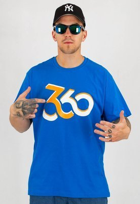 T-shirt 360CLTH Loop chabrowy