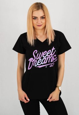 T-shirt ATR Wear Sweet Dreams czarny