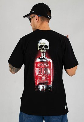 T-shirt Brain Dead Familia Bottle czarny