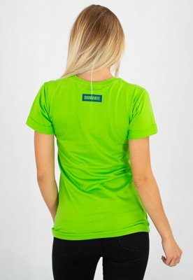 T-shirt Diamante Wear DLW zielony
