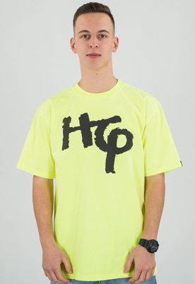 T-shirt Diil HG neonowy