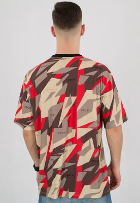 T-shirt El Polako Premium Red Triangle Moro