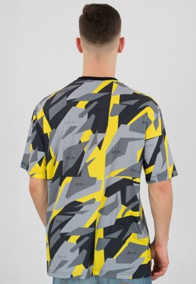 T-shirt El Polako Premium Yellow Triangle Moro