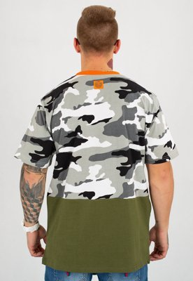 T-shirt Mass Truman winter camo
