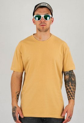 T-shirt Niemaloga 190 One Color piaskowy