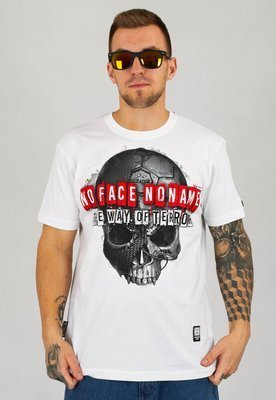 T-shirt Octagon The Way Of Terror biały