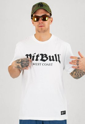 T-shirt Pit Bull Regular Fit 210 Old Logo biały