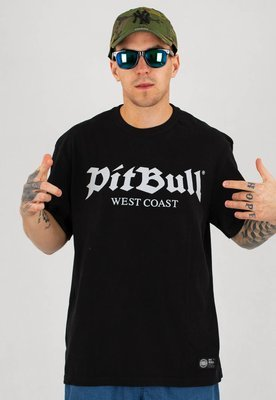 T-shirt Pit Bull Regular Fit 210 Old Logo czarny