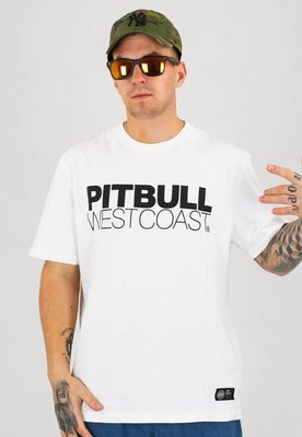 T-shirt Pit Bull Regular Fit 210 Old TNT biały