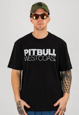T-shirt Pit Bull Regular Fit 210 Old TNT czarny