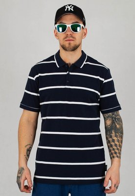 T-shirt Polo Outhorn TSM632 granatowy