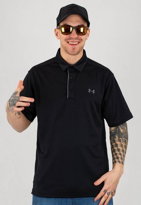 T-shirt Polo Under Armour UAR 1290140001 Tech Polo czarny