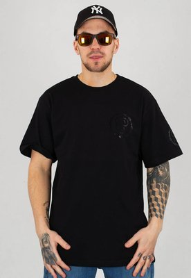 T-shirt RPS Rysiu Peja Solufka Chain Black Winter czarny