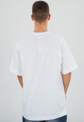T-shirt Stoprocent Baggy Base biały