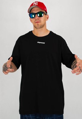 T-shirt Stoprocent Baggy Suprise czarny
