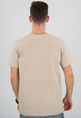 T-shirt Stoprocent Slim Tag beige