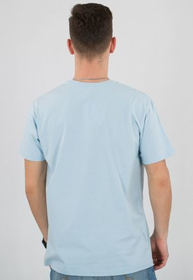 T-shirt Stoprocent Slim Tag miętowa