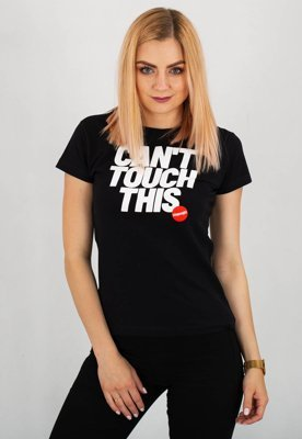 T-shirt Stoprocent Touch czarny