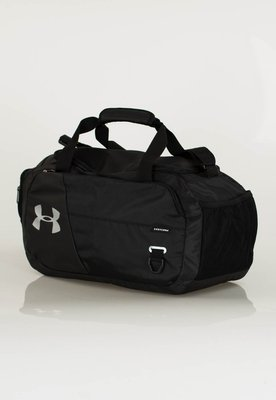 Torba Under Armour UA 1342655-001 Undeniable Duffel 4.0 XS czarna
